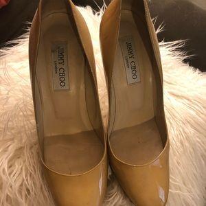 Jimmy Choo heels. 👠